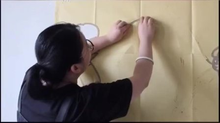 君晓天云衣柜门贴纸装饰贴画玻璃门3d立体简欧家装沙发墙餐厅墙体工作室