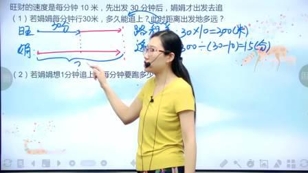 暑期班小学四年级数学培训班(敏学双师)-031135-星期日-14-50-00-17-20-00-第12讲-[0755-H