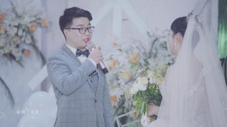 MOMO影视— 2019.6.18何延昌&周婉月迪尼斯婚礼电影