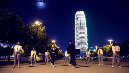 郑州去哪学爵士舞教练 当街舞老师好不好 郑州皇后舞蹈 EXO《Love Shot》