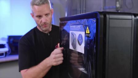 PHANTEKS追风者电脑水冷机箱PK719PTG开箱评测