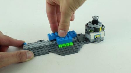 乐高70418隐藏面LEGO HIDDEN SIDE JB's Ghost Lab
