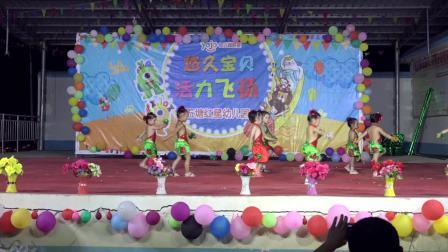 2019五塘红星幼儿园毕业典礼02