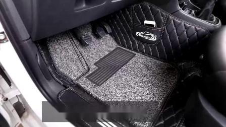 君晓天云19上汽荣威i5汽车脚垫2019款全包围专用丝圈大包围用品全包地毯式