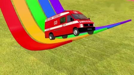 汽车玩具运输巧克力豆,教会宝宝益智启蒙数字和颜色