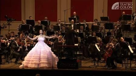 阿依达.嘉丽弗莉娜 2019年8月16日哥伦布歌剧院音乐会 - Aida Garifullina