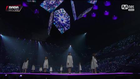 IZ_ONE - Memory + La Vie en Rose + Rumor (181212 2018 MAMA FANS CHOICE in JAPAN)