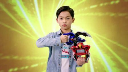 君晓天云万代奥特曼欧布长矛圆环爪圣剑光锯进化胶囊战斗仪变声器套装玩具