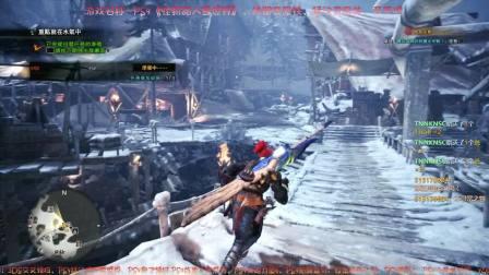 PS4怪物猎人雪世界-5-攻坚