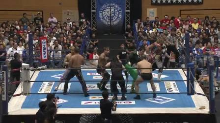 NJPW 2019.09.08 Road to Destruction Day 4 Blue Justice IX