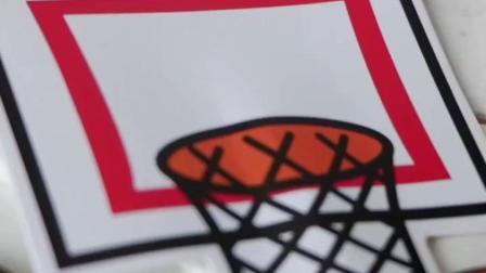 君晓天云体育运动足球蛋糕装饰插牌 棒球篮球创意卡通蛋糕布置插旗插件