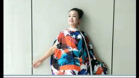 吉林省第二届中老年模特大赛白山市浑江区模特队