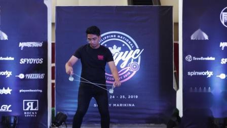 恭喜TEAM MAGICYOYO 喜提 菲律宾国家大赛3A组冠军!!!没错就是他- John Eric Galicha !!!