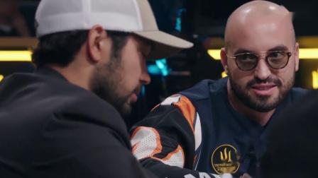 德州扑克:真是难受,怪兽牌被对手怒推,结果却是如此残酷