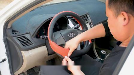 君晓天云长安睿行S50VM70M80M90专用改装汽车配件装饰通用把套方向盘套