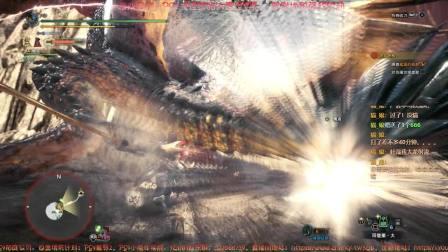 PS4怪物猎人雪世界-11-神通广大,也怕菜刀