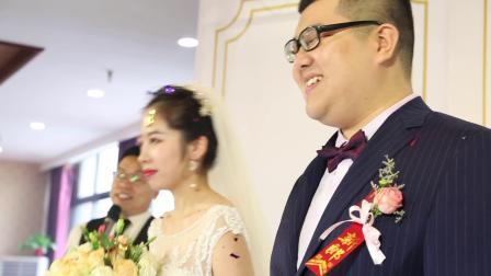 「蜜拉婚礼」c+y丨Sep.10.2019婚礼MV--焦点影视