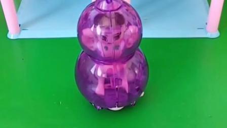 宝宝育儿益智动画片:葫芦娃的三种变身方式