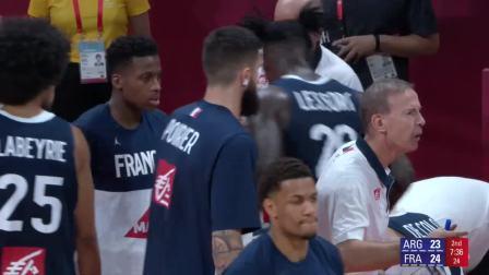 Argentina - France 13/09/2019