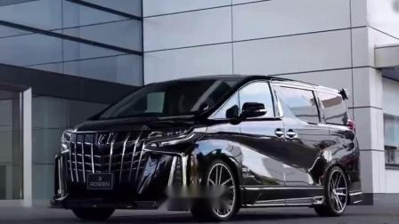 2020款丰田埃尔法双擎油电混合新能源--小芳姑娘