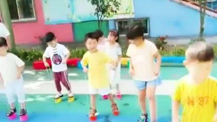 君晓天云踩高跷幼儿园儿童感觉统合训练器材运动户外亲子玩具拓展早教平衡道具