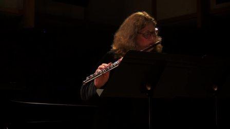 喬治•馬索爾 : 為長笛與鋼琴所作的小奏鳴曲