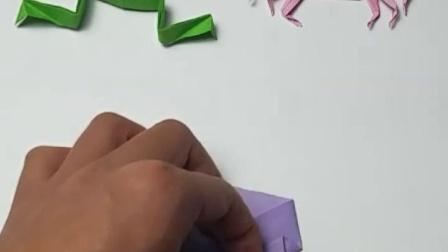 折纸小蝌蚪