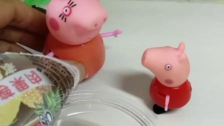 育儿益智动画玩具:妈妈做的草莓布丁真好吃