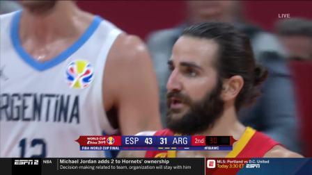 Argentina vs Spain - 15/09/2019