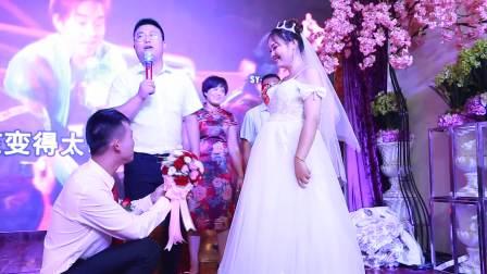王鹏 郭璠婚礼视频