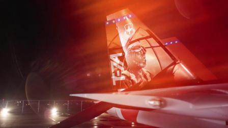 波音公司T-X教练机正式命名T-7A红鹰纪念塔斯克基红色机尾中队