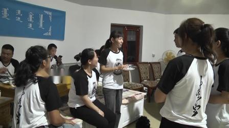 鄂托克前旗蒙古族中学高42班毕业十周年庆典