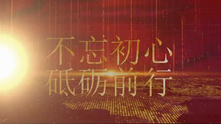 【模板】建国70周年大气党政宣传