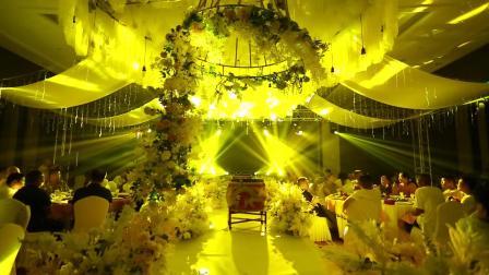 张春昊张娜娜婚礼视频
