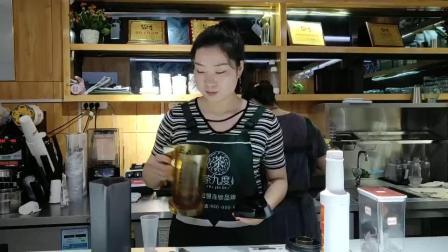焦作奶茶培训-茶九度奶茶技术培训课程