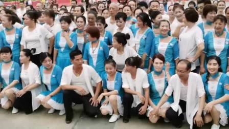 《与军运同行之七》舞姿扬咸宁市人民广场分会场全球直播现场实况