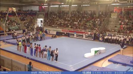 2019年 完整体操赛事