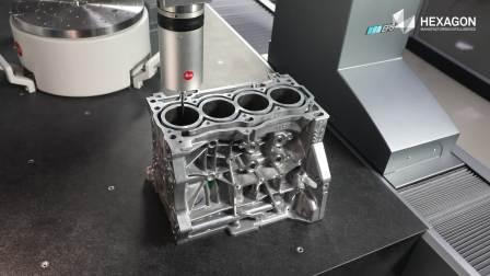 海克斯康发动机磨损检测方案