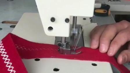 曲牙机品牌,曲牙饰边机,狗牙机花边机,仿手工缝纫机设备,特种缝纫机