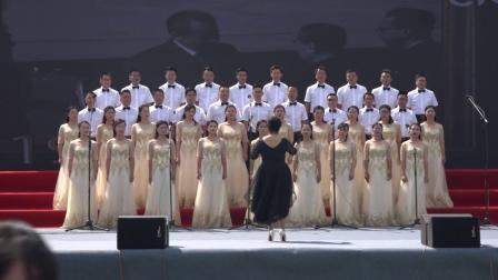"""""""红心向党,红歌传唱""""暨郎溪县庆祝中华人民共和国成立70周年合唱节——1-新发镇-《我的中国心》《祖国颂》"""
