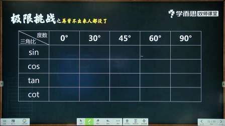 秋季班初中三年级数学培训班勤思双师-应钲宇-星期日-08-30-00-11-00-00-第3讲