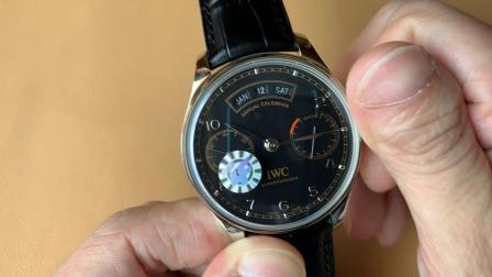ZF万国葡萄牙年历表腕表