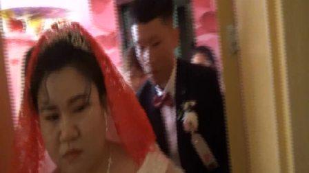 霍高强 高媛婚礼视频2