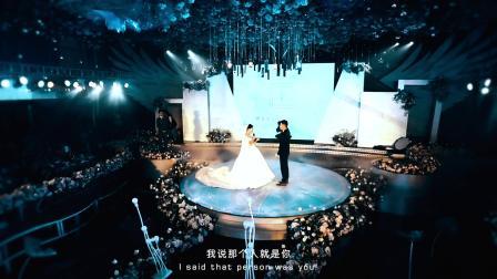 完整版微电影 《你陪我 我陪你》张磊曹丽彦婚礼微电影