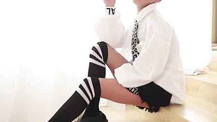 君晓天云儿童长筒袜过膝夏季薄款女童长袜子宝宝半截高筒袜男童中筒足球袜