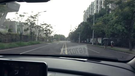 新手女司机开欧拉R1看吗?很惊险、很刺激的那种【汽车Vlog211】