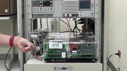 PTS-5000系列530  Lab5接线