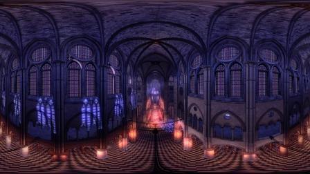 借助VR技术 育碧首次向公众呈现巴黎圣母院游览