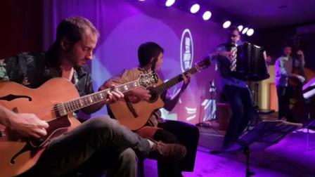 Christophe Lampidecchia & Trio Mistó _ CBA JAZZ FESTIVAL 2017
