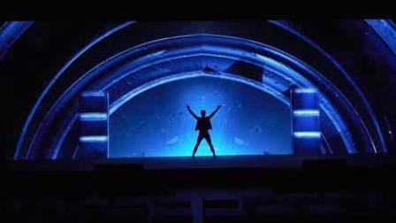 007影驰新品发布会互动视频秀大型舞台震撼开场秀表演节目可提供企业员工培训